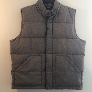 Men's LG puffer vest